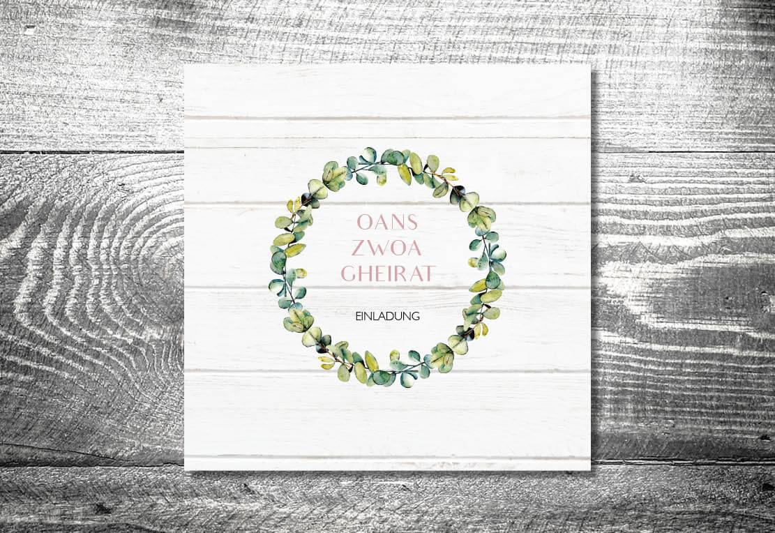 kartlerei hochzeitseinladung bayrische einladungskarte heiraten in bayern31 - Hochzeitspapeterie – Unser Magazin