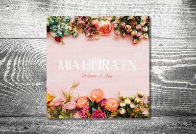 kartlerei hochzeitseinladung bayrische einladungskarte heiraten in bayern4 400x275 - Timeline Hochzeit