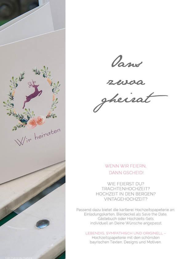 kartlerei hochzeitspapeterie das magazin2 - Hochzeitspapeterie – Unser Magazin