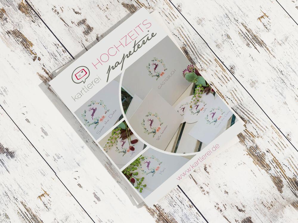 kartlerei hochzeitspapeterie unser magazin - Hochzeitspapeterie – Unser Magazin