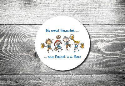 kartlerei bierdeckel einladung geburtstag bayrisch drucken gestalten23 400x275 - Geburtstagseinladung auf Bayrisch