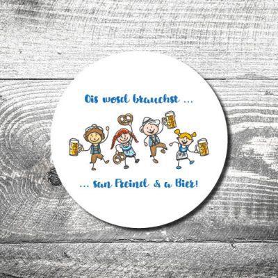 Bierdeckel Bierfreunde