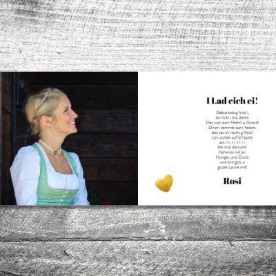 Holzherzl | 4-Seitig | ab 1,00 €
