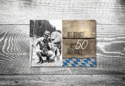 kartlerei bayrische einladung geburtstagseinladung bayerisch bist schaugst 400x275 - Geburtstagseinladung auf Bayrisch