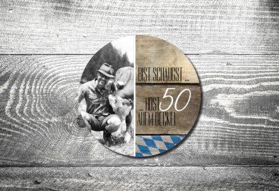 kartlerei bierdeckel bayrische einladung geburtstagseinladung bist schaugst 400x275 - Geburtstagseinladung auf Bayrisch