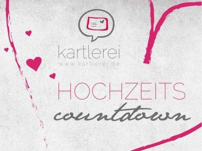kartlerei hochzeitscountdown freebie download 400x299 - kartlerei Magazin