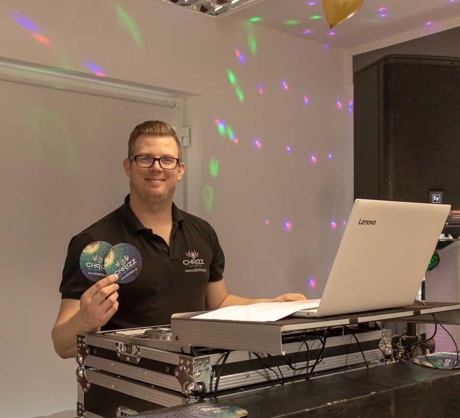 kartlerei interview djchrizz dj hochzeit bayern - DJ Hochzeit