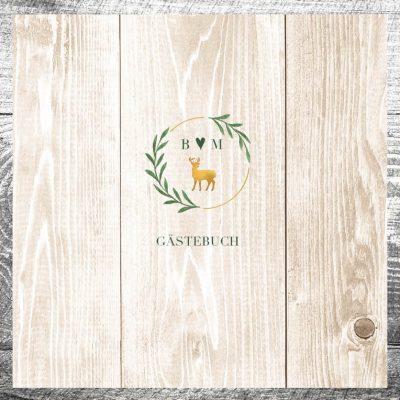 Gästebuch Goldhirsch