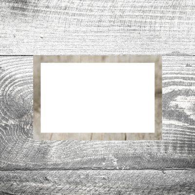 Tischkarte Zwoa Herzerl