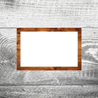 Tischkarte Gsucht Gfundn