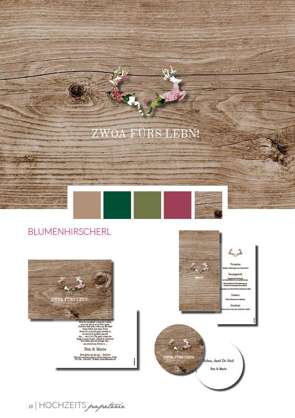 kartlerei bayrische hochzeitspapeterie einladungskarten hochzeit farbkonzept18 - Hochzeitspapeterie – Farbkonzepte – Interview
