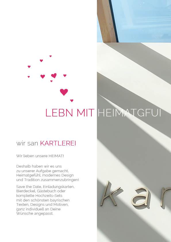 kartlerei bayrische hochzeitspapeterie einladungskarten hochzeit farbkonzept2 - Hochzeitspapeterie – Farbkonzepte – Interview