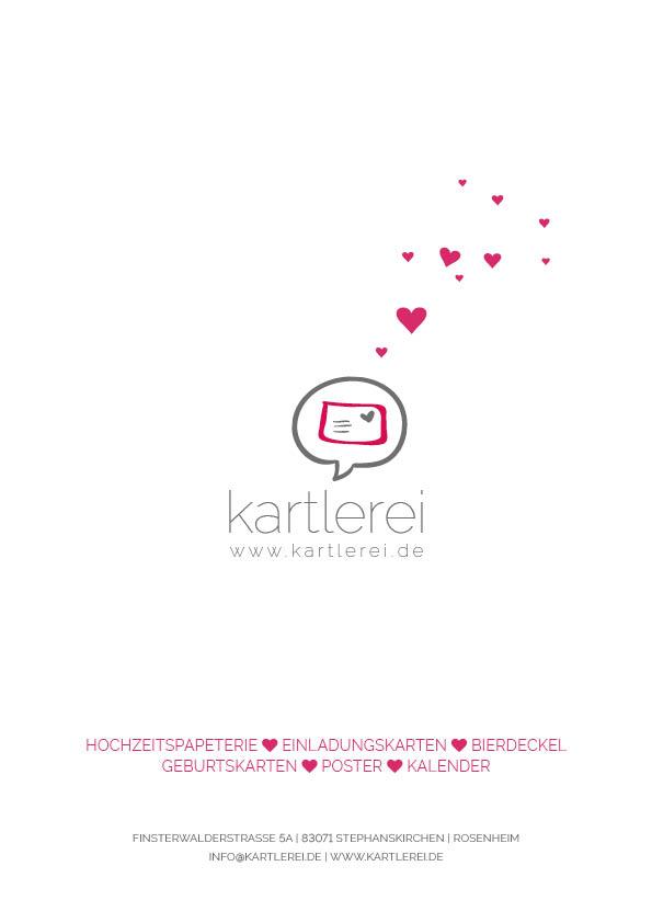 kartlerei bayrische hochzeitspapeterie einladungskarten hochzeit farbkonzept24 - Hochzeitspapeterie – Farbkonzepte – Interview