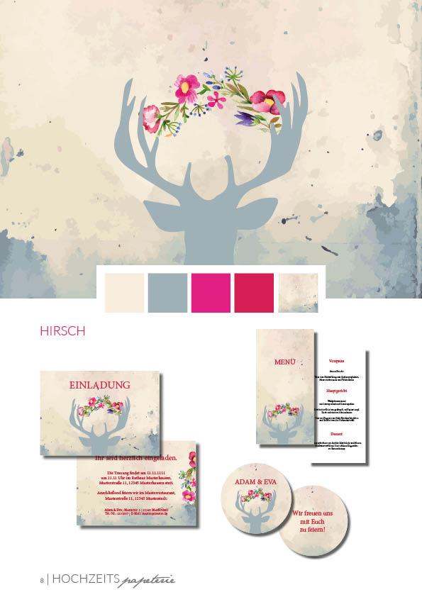 kartlerei bayrische hochzeitspapeterie einladungskarten hochzeit farbkonzept8 - Hochzeitspapeterie – Farbkonzepte – Interview