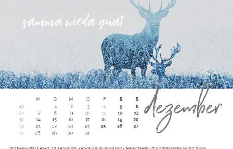kartlerei bayrischer kalender heimatliebe dezember 460x295 - Home