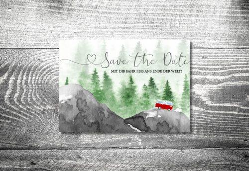 Save the Date Foto Rosi II