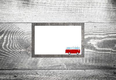 kartlerei hochzeit tischkarten bus liebe tischkarten foto rosi 400x275 - Foto Rosi Retro Fotobox