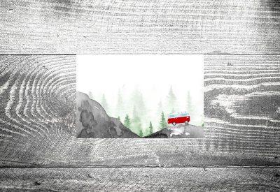 kartlerei hochzeit tischkarten bus liebe tischkarten foto rosi II 400x275 - Foto Rosi Retro Fotobox