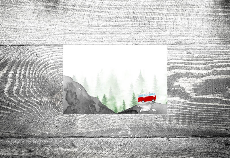 kartlerei hochzeit tischkarten bus liebe tischkarten foto rosi II - Foto Rosi Retro Fotobox