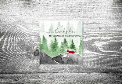 kartlerei bayrische dankeskarten hochzeit leporello klappkarte foto rosi 2 400x275 - Foto Rosi Retro Fotobox