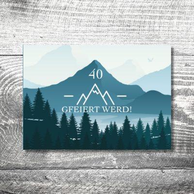 Alpenliebe | 2-Seitig