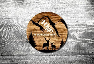 kartlerei bierdeckel drucken bayrische einladung alpenpanorama 400x275 - Bierdeckel ABC