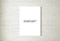 kartlerei bayrische poster shop dahoam - Poster & Bilder