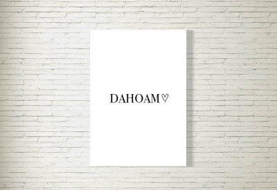 kartlerei bayrische poster shop dahoam 400x275 - Poster & Bilder