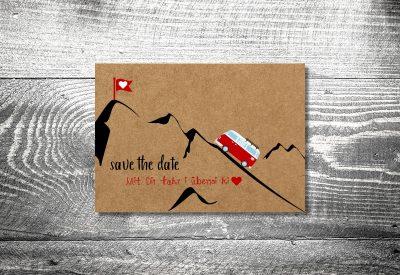 kartlerei bayrische hochzeitkarten kraftpapier foto rosi 400x275 - Foto Rosi Retro Fotobox