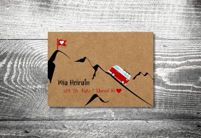 kartlerei bayrische hochzeitkarten kraftpapier foto rosi3 400x275 - Foto Rosi Retro Fotobox