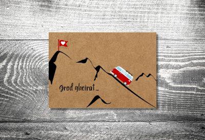 kartlerei bayrische hochzeitkarten kraftpapier foto rosi7 400x275 - Foto Rosi Retro Fotobox