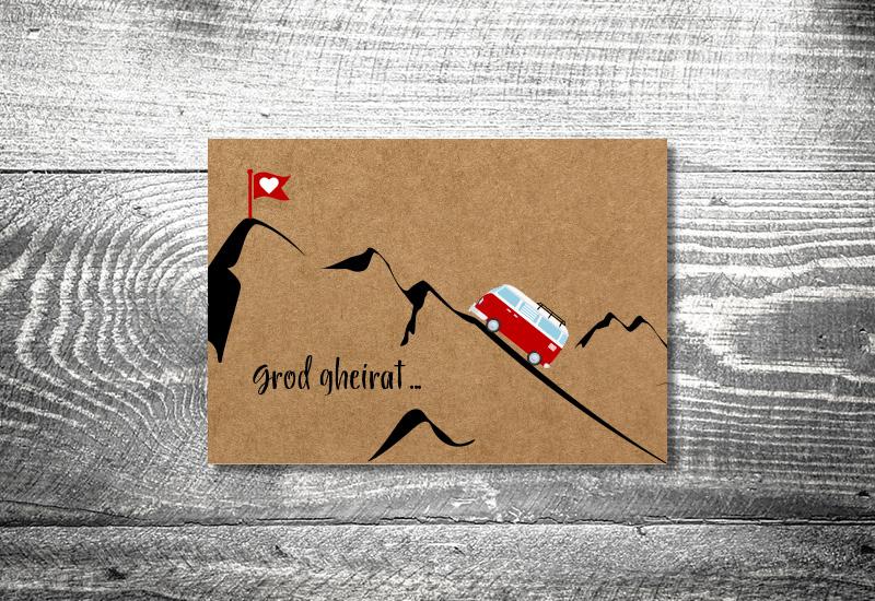 kartlerei bayrische hochzeitkarten kraftpapier foto rosi7 - Foto Rosi Retro Fotobox