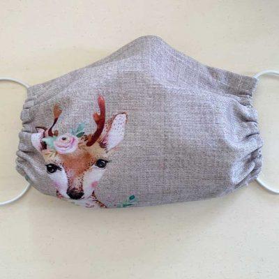 Masken Set Bambi + Heimatliebe 18,50 €