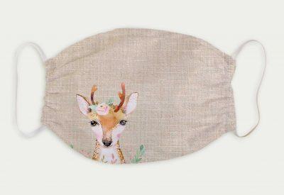 kartlerei bayrische masken mundschutz bambi 400x275 - Bayrische Mund-Nasen-Masken