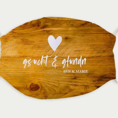 Maske Hochzeit Gsucht & Gfundn