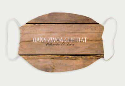 kartlerei bayrische masken mundschutz hochzeit oans zwoa gheirat 400x275 - Bayrische Mund-Nasen-Masken