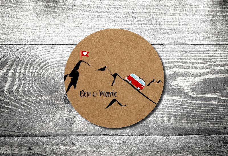 kartlerei bierdeckel bayrische einladung kraftpapier foto rosi - Foto Rosi Retro Fotobox