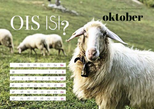 Bayrischer Kalender | heimatliebe 2021 | 13,50 €