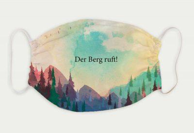 kartlerei bayrische masken der berg ruft bergliebe 400x275 - Bayrische Mund-Nasen-Masken