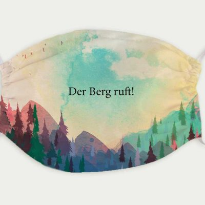 Maske Der Berg ruft 9,90 €
