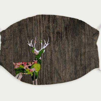 Maske Blumenhirsch 9,90 €
