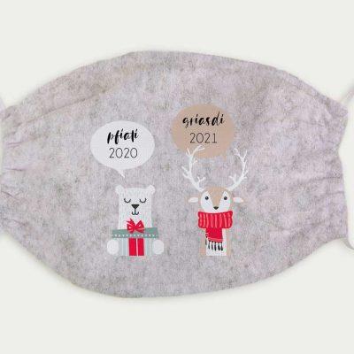 Maske Pfiati & Griasdi 6,90 €