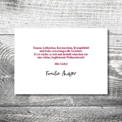 Hirsch Strick | 2-Seitig