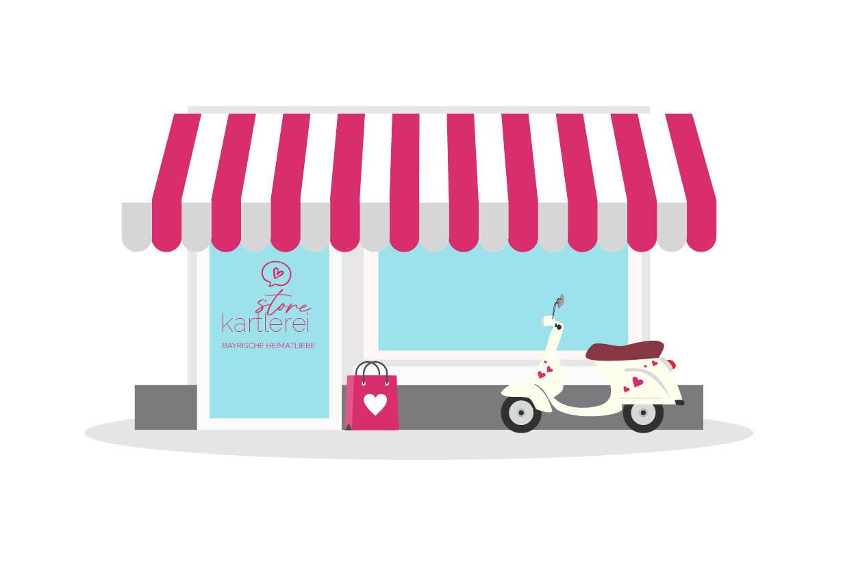kartlerei store geschenke souvenirs alpenstyle kiefersfelden dorfstrasse - kartlerei store - Geschenke & Souvenirs im Alpenstyle
