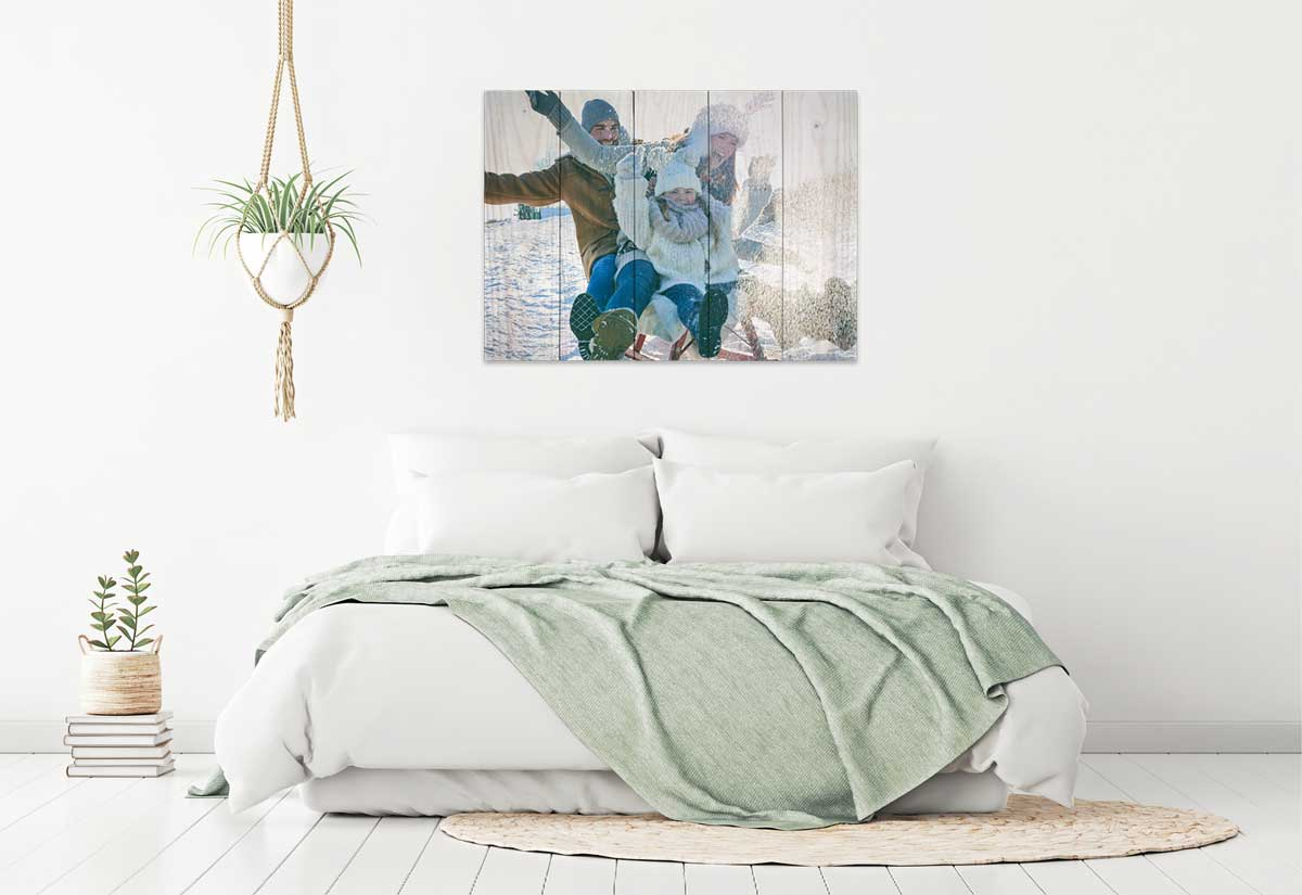 kartlerei wandbilder holzbild eigenes foto motiv leinwand drucken lassen holzbild textilposter poster familie - Wandbilder