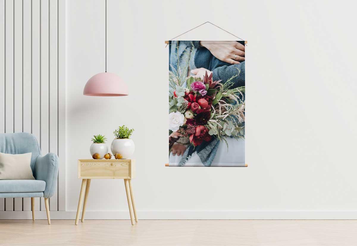 kartlerei wandbilder holzbild eigenes foto motiv leinwand drucken lassen holzbild textilposter poster hochzeit - Wandbilder
