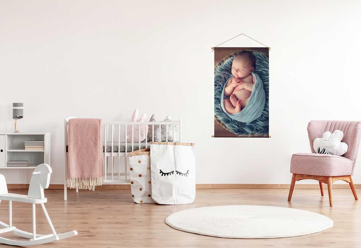 kartlerei wandbilder holzbild eigenes foto motiv leinwand drucken lassen holzbild textilposter poster kinderzimmer - Baby & Kind Karten