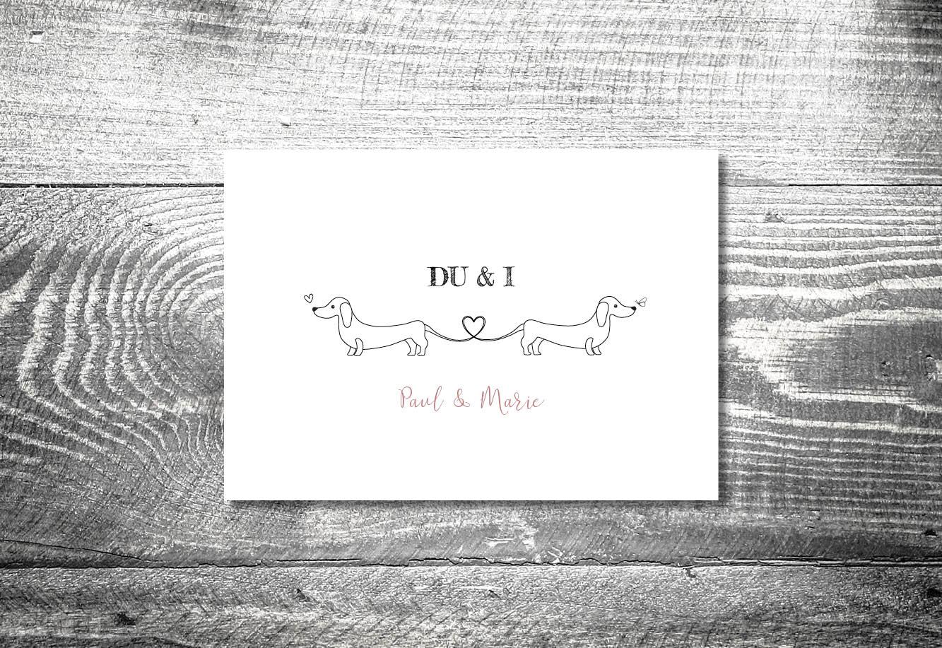 kartlerei bayrische einladungskarten hochzeitseinladung zamperlliebe7 - Hochzeitskarten Set