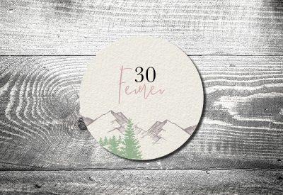 kartlerei bayrische einladung bierdeckel bergpanorama 400x275 - Feierei in Zeiten von Corona . . .