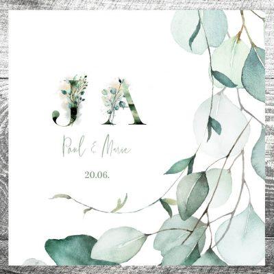 Gästebuch Eukalyptus